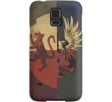Hero Of Ferelden Tarot Card Samsung Galaxy Case/Skin