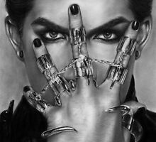 For Your Entertainment- Adam Lambert by yangyue