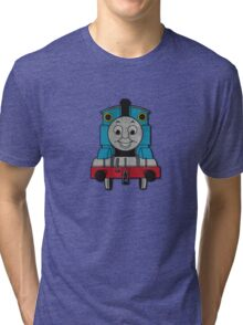 Thomas the Tank Engine Tri-blend T-Shirt