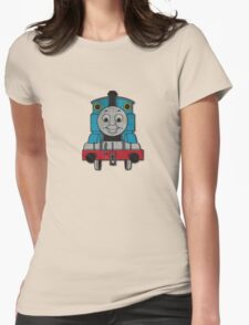 Thomas the Tank Engine Womens Fitted T-Shirt