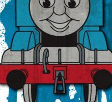 Thomas the Tank Engine Grunge Sticker