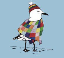 Chilli the Seagull T-shirt Kids Tee
