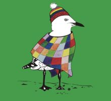 Chilli the Seagull T-shirt Kids Tee