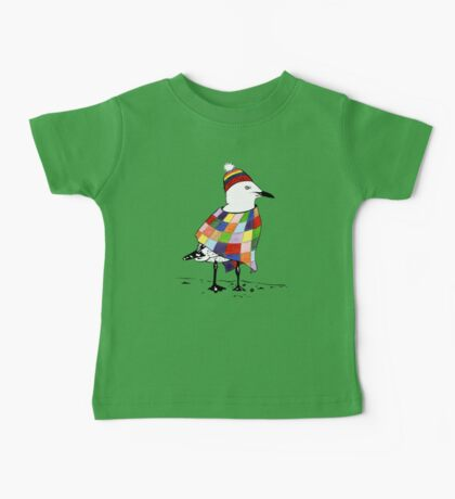 Chilli the Seagull Baby Tee
