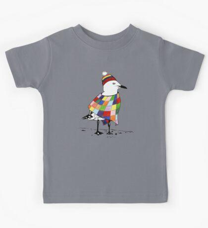 Chilli the Seagull Kids Tee