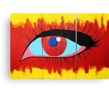 Detached from Reality Canvas Print