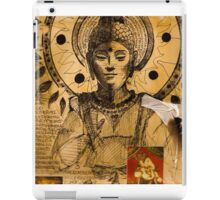 Journal page iPad Case/Skin