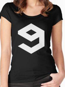 9gag meme again Women's Fitted Scoop T-Shirt