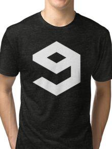 9gag meme again Tri-blend T-Shirt