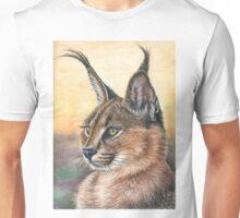 Caracal Sunset Unisex T-Shirt
