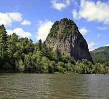 Beacon Rock by davidgnsx1