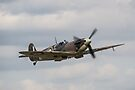 Supermarine Spitfire Vb BM597 GMKVB by Cliff Williams