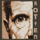 Rotten = Lydon by Jarrod Knight