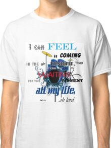 IN THE AIR TONIGHT Classic T-Shirt