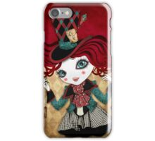 Mad Riddle iPhone Case/Skin