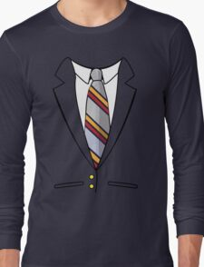 Anchorman Suit Long Sleeve T-Shirt