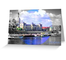 Dresden Greeting Card