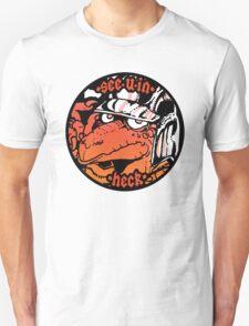 see u in heck  Unisex T-Shirt