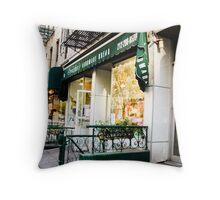 Orwasher's Bakery Throw Pillow