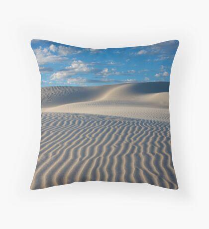 Super Dune Throw Pillow