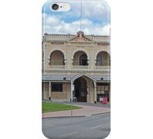 Empire Hotel, Queenstown, Tasmania, Australia iPhone Case/Skin