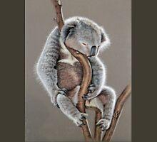 Koala Sleep Unisex T-Shirt
