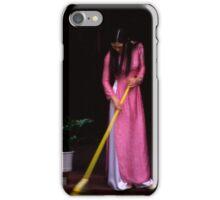 Pink aoi dai iPhone Case/Skin