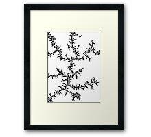 Communal Roots Framed Print