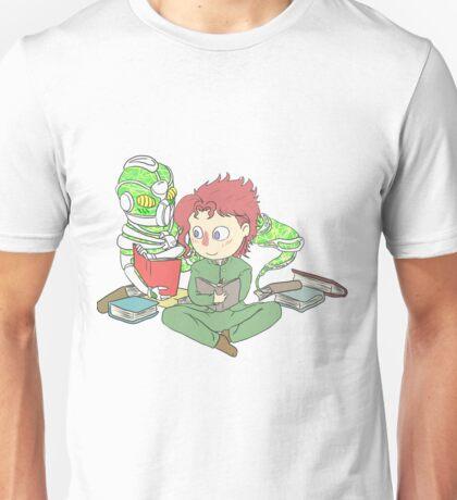 Kakyoin Studying Unisex T-Shirt