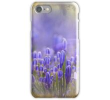 Feelin' Blue iPhone Case/Skin