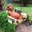 """""""Couch Potato"""" on farm called """"Woop Woop"""" - Castlemaine, Vic. by EdsMum"""