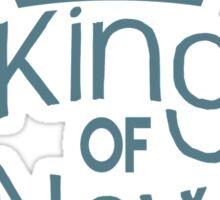 King of New York Sticker