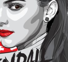 Kendall Jenner Sticker