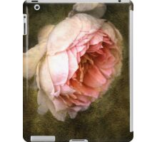 Summer's last rose iPad Case/Skin