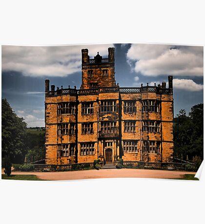 Gawthorpe Hall Poster