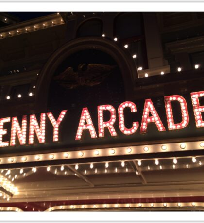 Penny Arcade Sticker