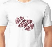 Pomegranate time Unisex T-Shirt
