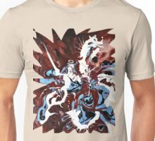 St George Killing the Dragon by Alejandro D Unisex T-Shirt