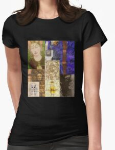Icons 2 Womens Fitted T-Shirt