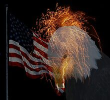 Happy 4th of July America by barnsis
