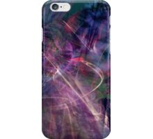 beautiful colorful abstract art iPhone Case/Skin