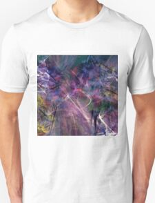 beautiful colorful abstract art Unisex T-Shirt