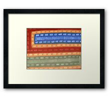 ABSTRACT 420 Framed Print