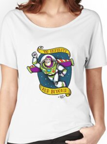 To infinity! Women's Relaxed Fit T-Shirt