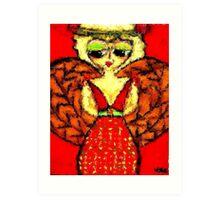 sherry Art Print