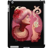 Tea and a Cupcake iPad Case/Skin