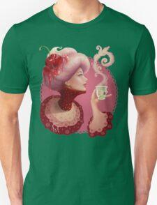 Tea and a Cupcake Unisex T-Shirt