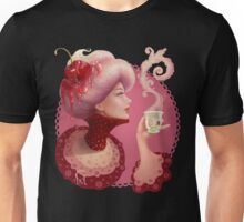 Tea and a Cupcake Unisex T-Shirt