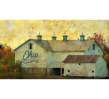 Old Ohio Photographic Print