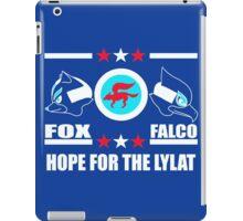 StarFox Zero: Hope for the Lylat iPad Case/Skin
